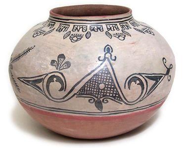 Southwest Indian Pottery Cochiti Pueblo Historic