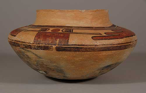 Southwest Indian Pottery Zuni Pueblo Historic