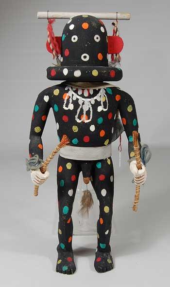 Hopi Pueblo Kokosori Katsina Doll Kachina Katsina