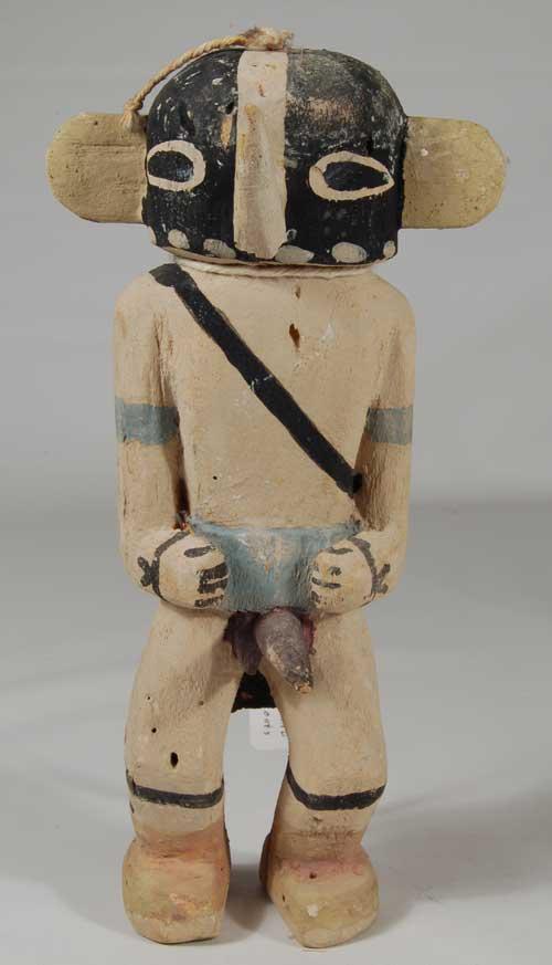 Hopi Pueblo Kokopelli Katsina Doll Kachina Katsina