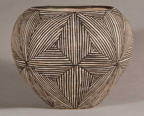 Acoma Jar By Marie Z Chino Adobe Gallery Santa Fe
