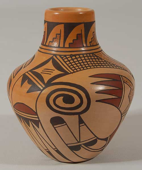 Southwest Indian Pottery Hopi Pueblo Contemporary