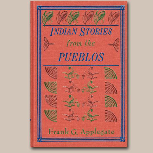 Southwest indian book frank applegate c3693n adobe for Classic story adobe