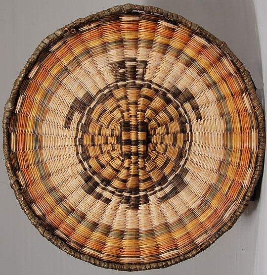 Southwest Basket Hopi 25455 Adobe Gallery Santa Fe