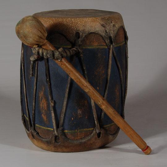 Other Fine Southwest Collectibles Cochiti Pueblo Drums