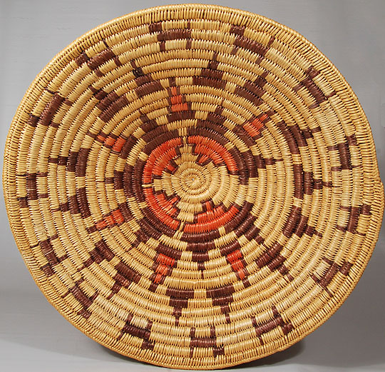 southwest indian baskets san juan paiute bowls and