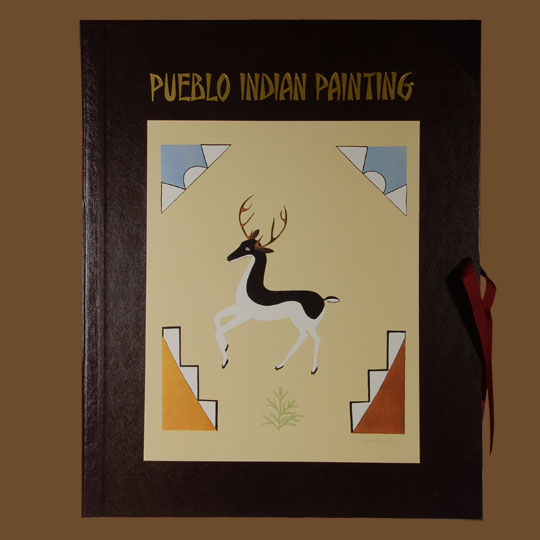 Pueblo Indian Painting Portfolio Bell Editions 1979 Offset Lithography likewise Kiowa Five together with Painting Mopope also Pochoir9 moreover Jacobson Oscar Brousse Oil On Canvas Landscape Painting Signed North Park Ranch D9739192. on oscar jacobson native american art