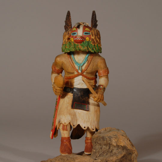 kachina katsina doll I grew up in new mexico and when my mother married my step dad i discovered  that made kachinas coming down to his basement work area at the age of 5.