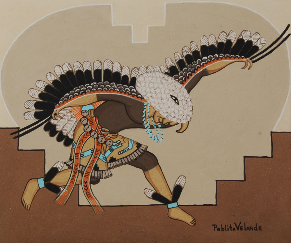 Fine Art Native American Paintings Contemporary Native