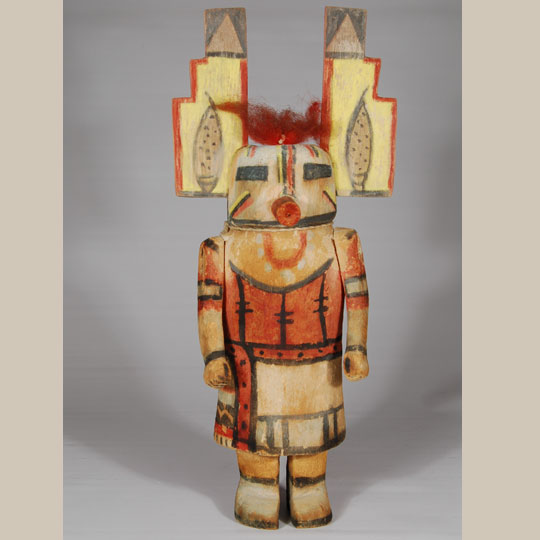 Hopi Kachina doll by Wilson Tawaquaptewa - Kachina