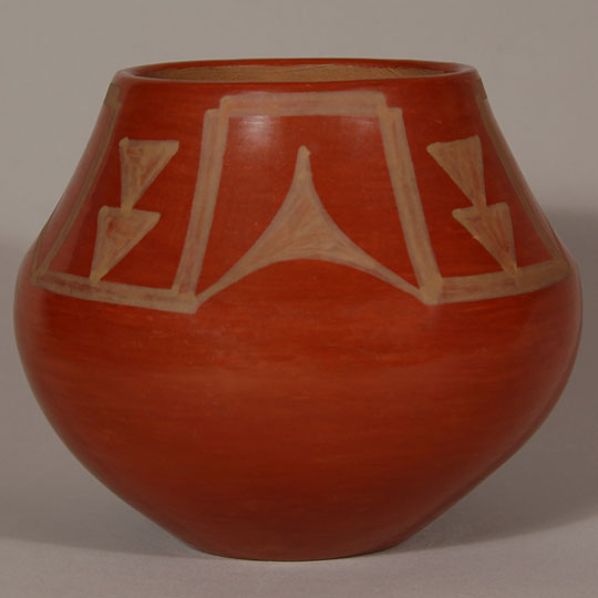 Southwest Indian Pottery San Ildefonso Pueblo