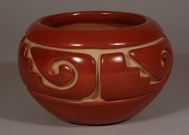 Southwest Indian Pottery Santa Clara Pueblo