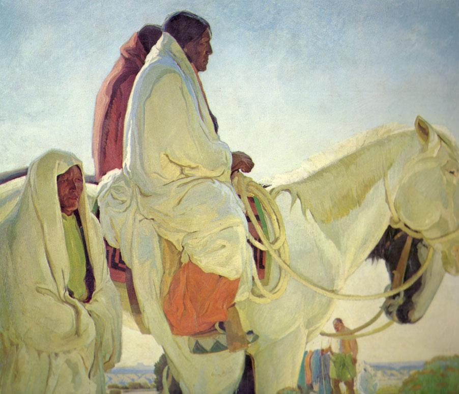 Book Southwest Indian Fine Art Taos A Painter S