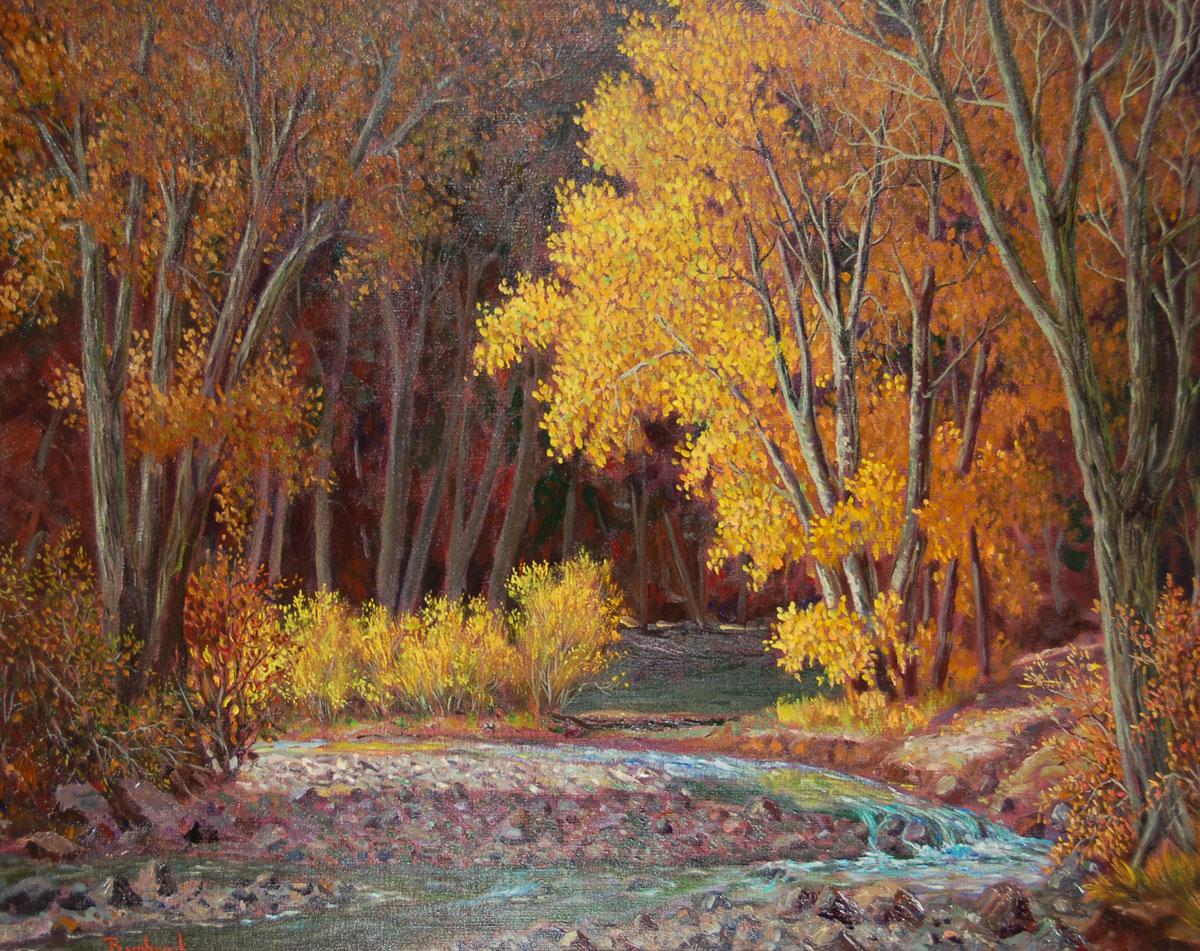 Canvas Santa Fe >> Fine Art   European American Paintings   Painting ...