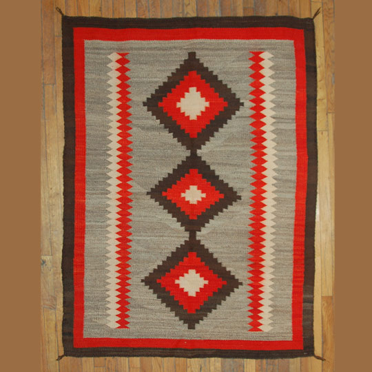 Native American Rugs In Santa Fe: Other Fine Southwest Collectibles