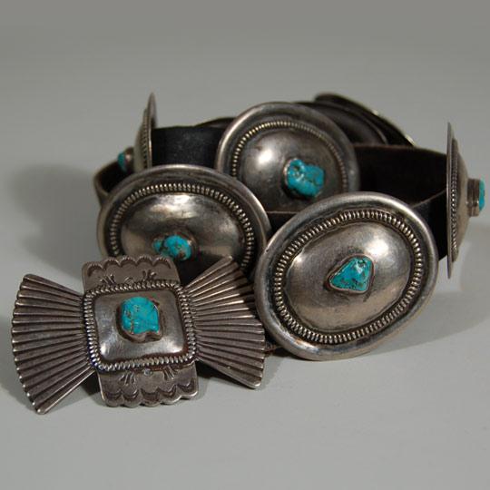 Joe Quintana Jewelry C3371b Adobe Gallery Santa Fe