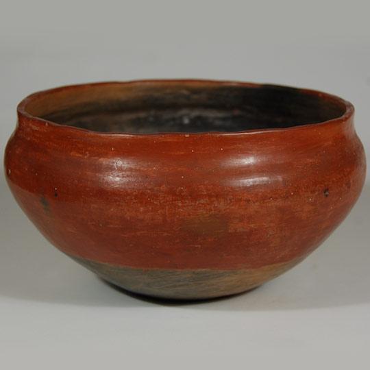 Southwest Indian Pottery Historic Ohkay Owingeh Pueblo