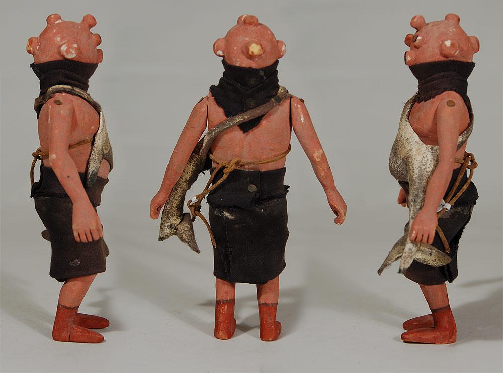 Traditional Katsina Dolls Kachina Dolls Zuni Pueblo