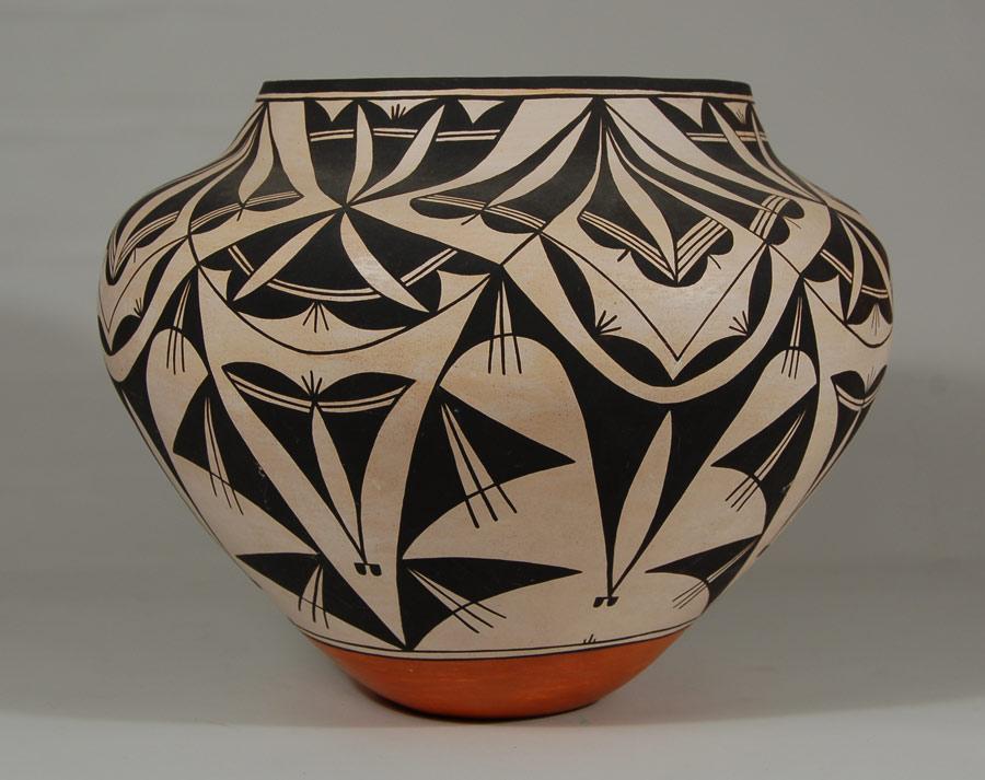 Southwest Indian Pottery Contemporary Acoma Pueblo