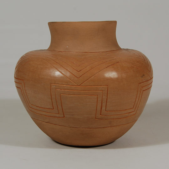 Southwest Indian Pottery Contemporary Ohkay Owingeh