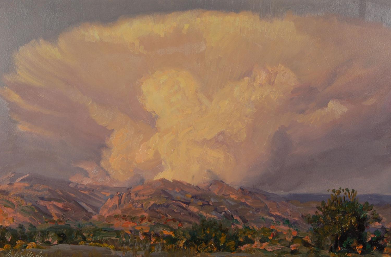 Fine Art European American Paintings European American Artist Wilson Hurley Original