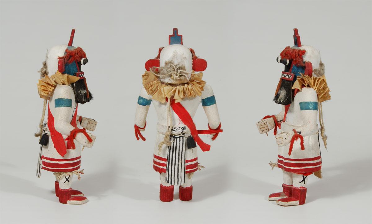 Katsina Kachina Doll C3535 30 Adobe Gallery Santa Fe
