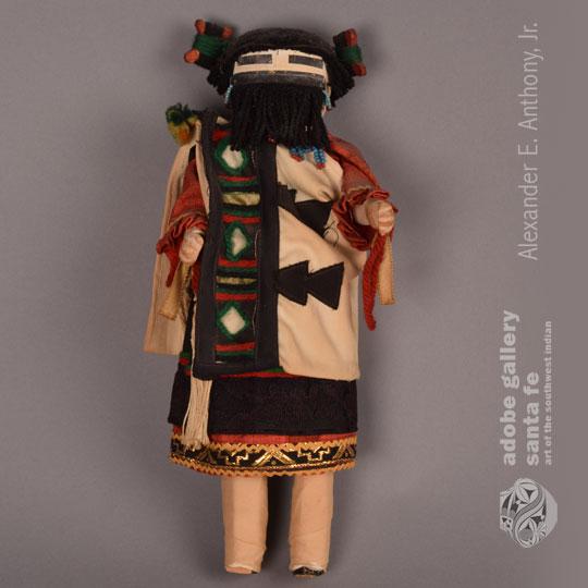Zuni Kachina Dancer Rings