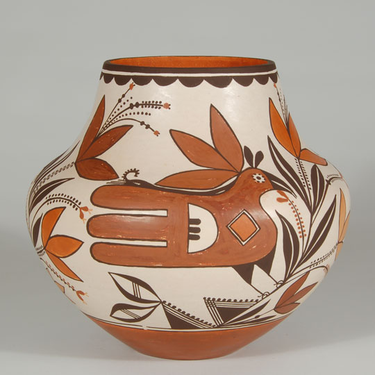 Southwest Indian Pottery Native Pots Contemporary