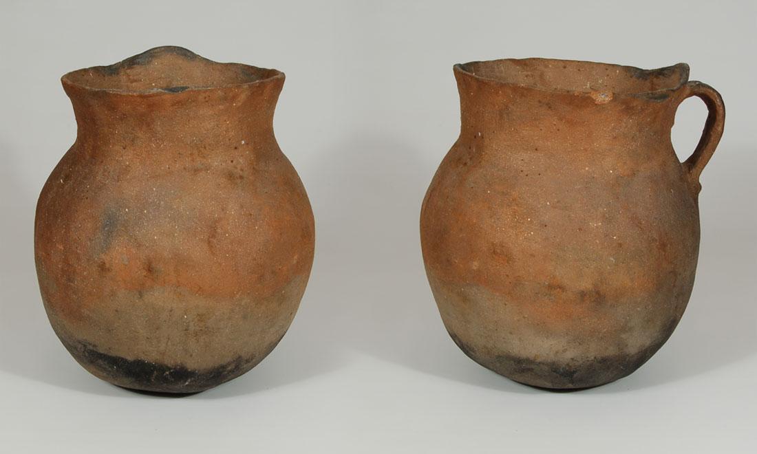 Taos Pueblo Pottery C3579h Adobe Gallery Santa Fe