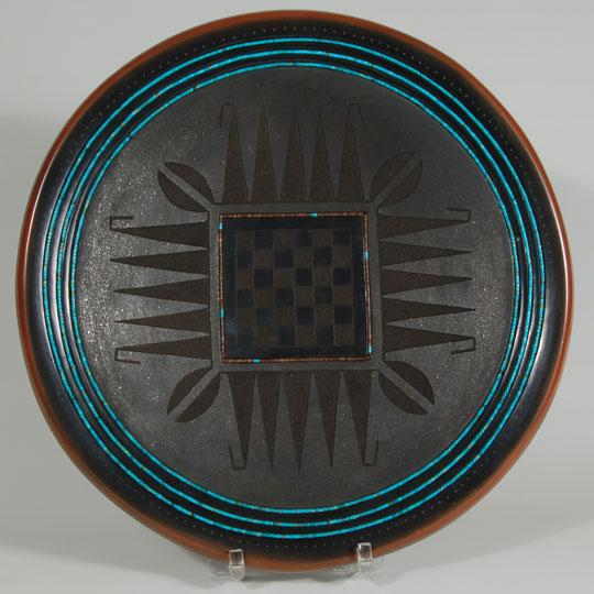 Russell Sanchez Pottery 25683 Adobe Gallery Santa Fe