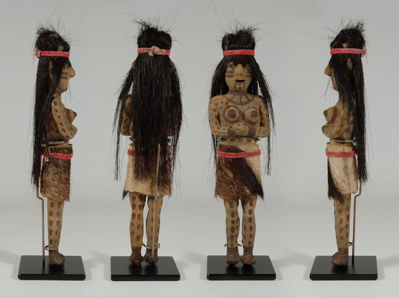 Pottery Human Figurine Yuma Indians Adobe Gallery Adobe Gallery Santa Fe
