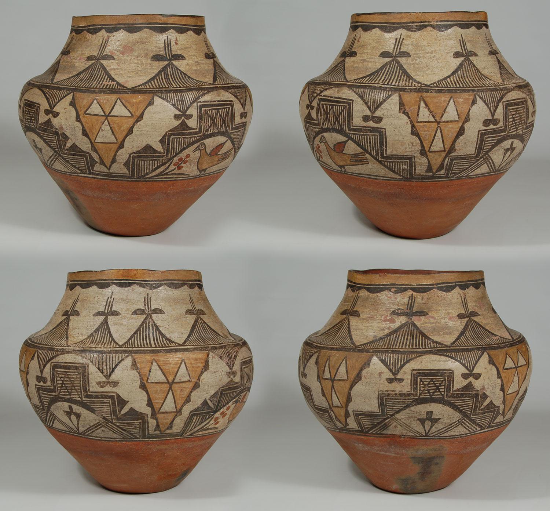 Santa Fe Pottery Paint Color