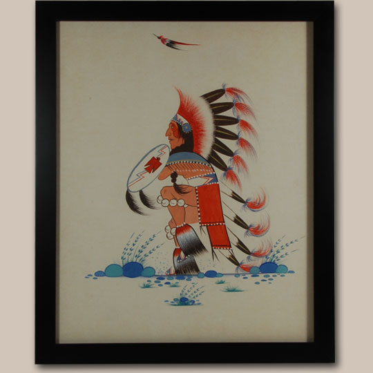 Oklahoma also TX likewise A Century Of Indigenous Printmaking In North America furthermore Santos as well Dorotheacasadystevenson. on oscar jacobson oklahoma artist