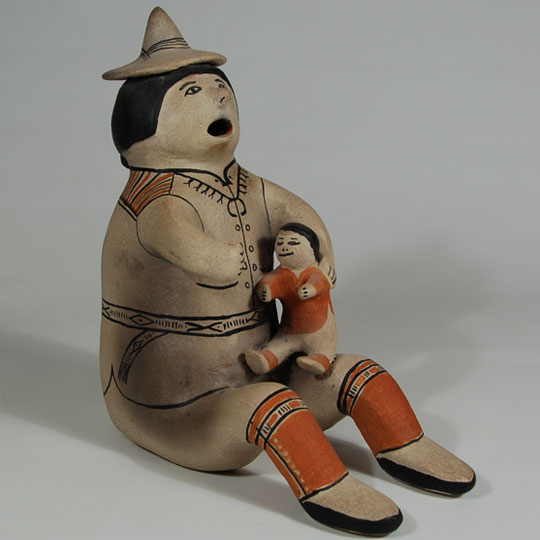 cochiti pueblo mature personals Cochiti pueblo storytellers and other pottery figurines by alexander e anthony, jr an adobe gallery cochiti figurine catalog with price list of the figurines that were for sale and exhibit invitation, 1982.