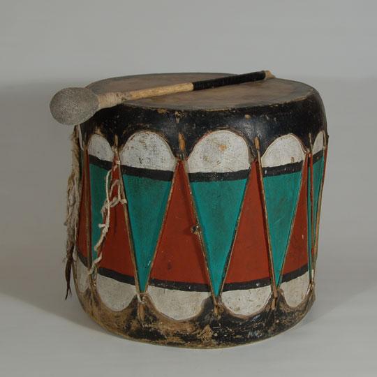 Cochiti Pueblo Drum 25811 Adobe Gallery Santa Fe