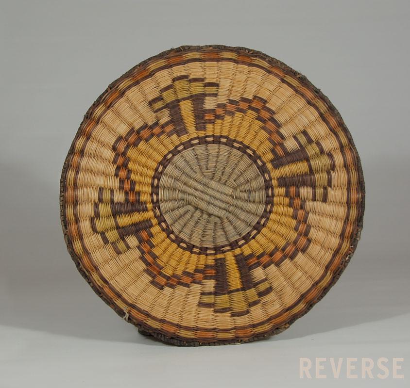 Native American Basket Hopi Pueblo Arizona 25819 Adobe