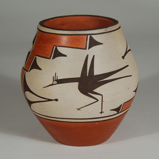 Southwest Indian Zia Pottery Eusebia Toribio Shije