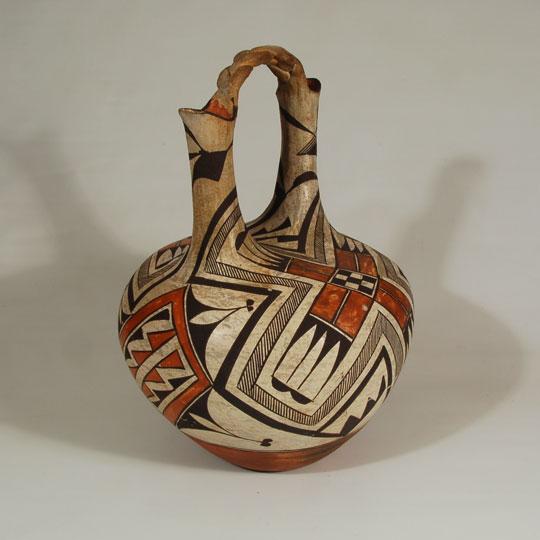 Historic Pueblo Pottery Sc3816d Adobe Gallery Santa Fe