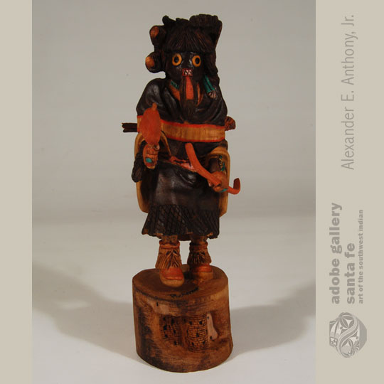 Katsina Kachina Doll 26096 Adobe Gallery Santa Fe