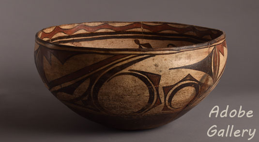 Alternate view of the side of this bowl.