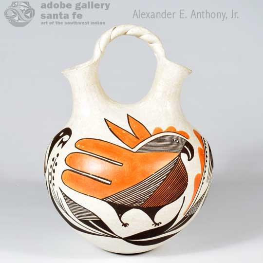 Jessie Garcia Pottery - C4137B