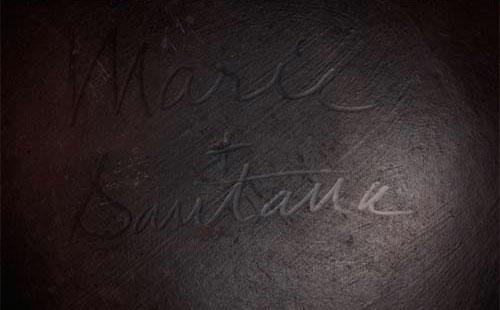 Signatures - Marie + Santana