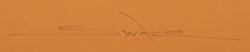 Artist Signature - Patrick Swazo Hinds (1929-1974) Grey Squirrel - José Patricio Swazo