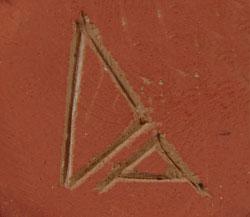 Tony Da Southwest Indian Pottery Contemporary San Ildefonso Pueblo signature