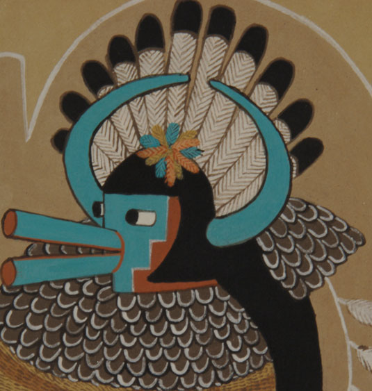 The Shalako Ceremony is conducted at Zuni in late November or early December every year.