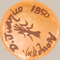 Delores Juanico (1969 - ) signature