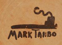 Mark Tahbo (1958- ) signature