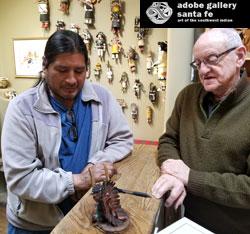 Kevin Pochoema - artist with Alexander Anthony (2018)