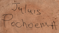 Artist Signature - Julius Pochoema