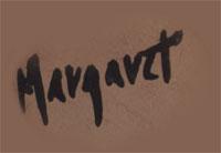 Artist Signature - Margaret Gutierrez (1936-2018), Santa Clara Pueblo Potter
